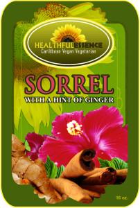 Healthful Essence has a Sorrel Drink